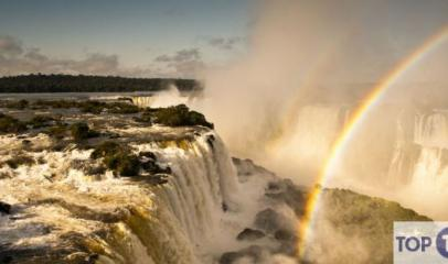 阿根廷十大旅游景点