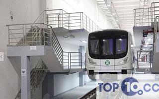 中国有地铁的城市排名TOP10