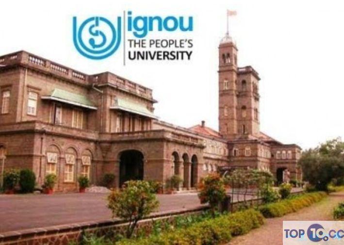 世界上最大的十所大学排行榜