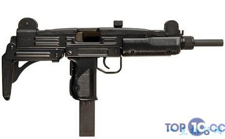 世界十大名枪