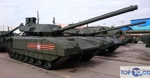 俄罗斯十大高科技武器